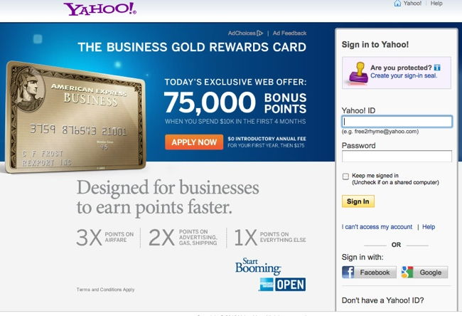 amex business gold 75000 one day bonus offer