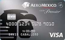 Picture of AeroMexico Secured Visa