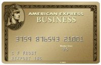 Picture of Business Gold Rewards Card® From American Express OPEN
