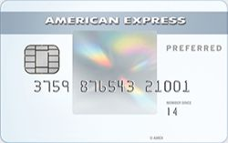 Picture of Amex Everyday® Preferred Credit Card