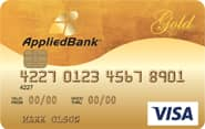 Picture of Applied Bank&#174 Secured Gold Visa&#174