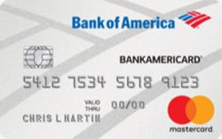 Picture of BankAmericard® Credit Card for Students