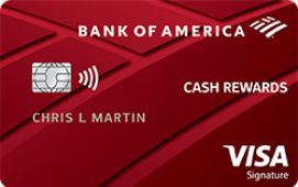 Picture of BankAmericard Cash Rewards