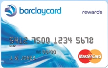 barclays rewards mastercard