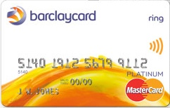Barclays Ring MasterCard