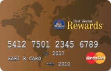 Picture of Best Western Secured MasterCard