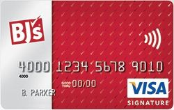 bj's credit card