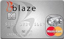 Picture of Blaze MasterCard
