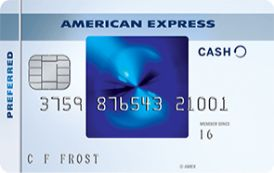 Picture of American Express Blue Cash Preferred Card