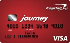 Picture of Journey® Student Credit Card From Capital One