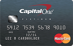 Picture of Capital One&#174 Secured Mastercard&#174