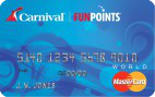 Picture of Carnival Cruise Credit Card