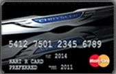 Picture of Chrysler Rewards MasterCard