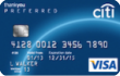 Picture of Citi ThankYou® Preferred Rewards Card