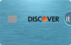 Picture of Discover IT Card