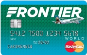 Picture of Frontier Airlines World MasterCard