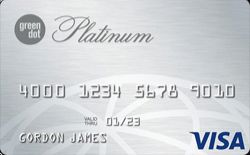 Picture of Green Dot Platinum Secured Visa
