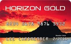 Picture of Horizon Gold Credit Card