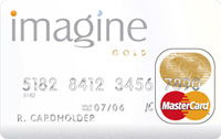 imagine gold mastercard