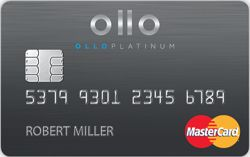 Picture of Ollo Platinum MasterCard®