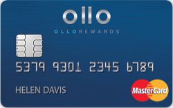 Picture of Ollo Rewards MasterCard® Credit Card