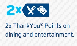 Is 2x On Dining And Entertainment Good Enough