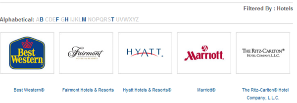 ultimate rewards hotel partners