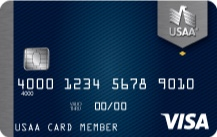 Picture of USAA Secured Visa