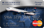 Picture of US Airways Premier World MasterCard