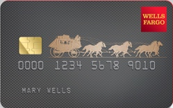 Picture of Wells Fargo Secured Visa®