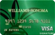 Picture of Williams-Sonoma Visa® Signature Card