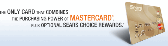 Sears Credit Card Review  Sears MasterCard  Apply Here